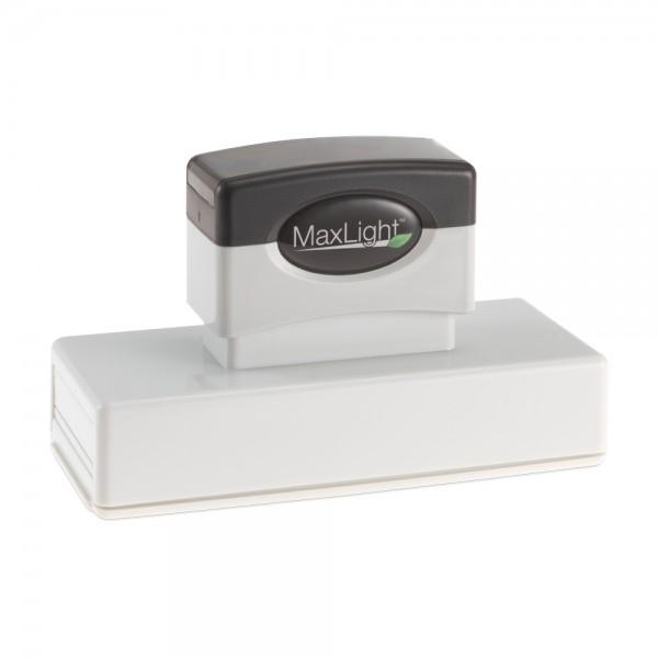 "MaxLight XL2-720 1"" x 4"" - up to 6 lines"