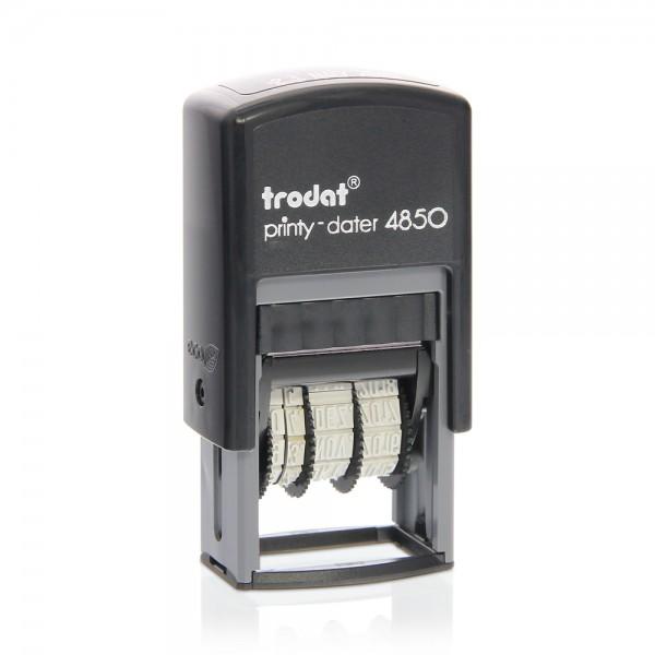 Trodat Printy Mini Dater 4850L1 - RECEIVED - EN