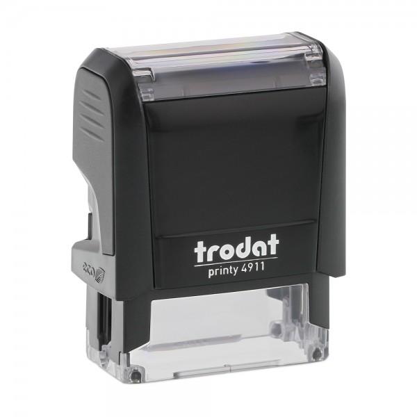 Trodat Printy 4911 Tampon formule - ENTERED (box)