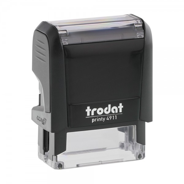 Trodat Printy 4911 - S-Printy - Stock Stamp - Created by: Oval